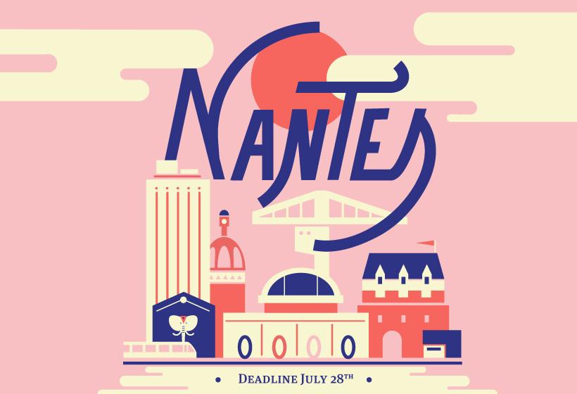 Nantes Show us your type